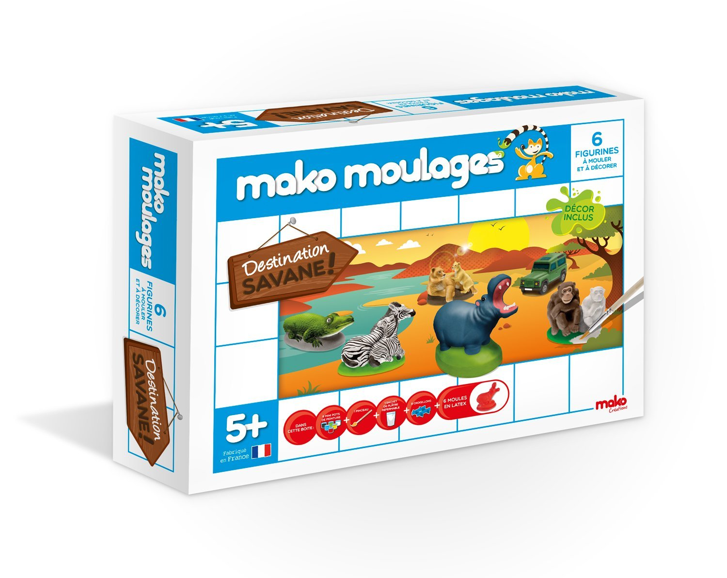 Jouets Moulages made in France