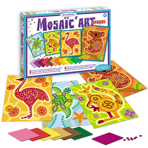 Jeu mosaique made in France